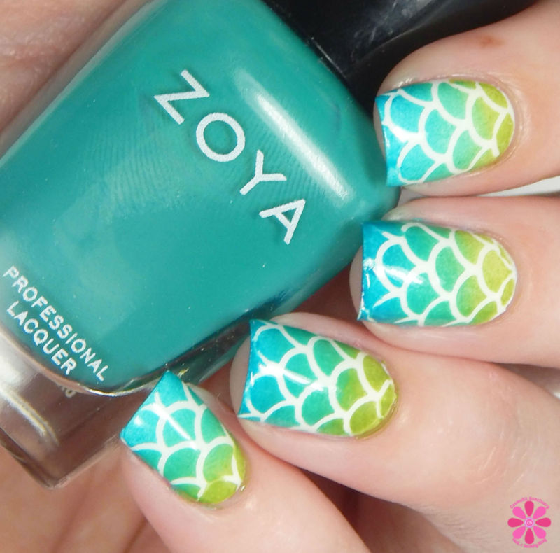 Zoya Nail Polish Island Fun Collection Swatches Review A Mermaid