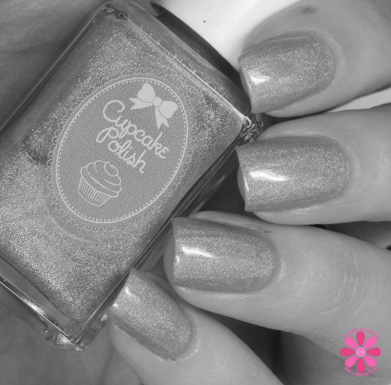 Cupcake Polish One Shell Of A Time For July 2015 A Box, Indied