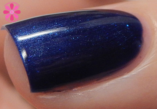 SinfulColors Having A Blast Collection Hot Spot Swatch Macro