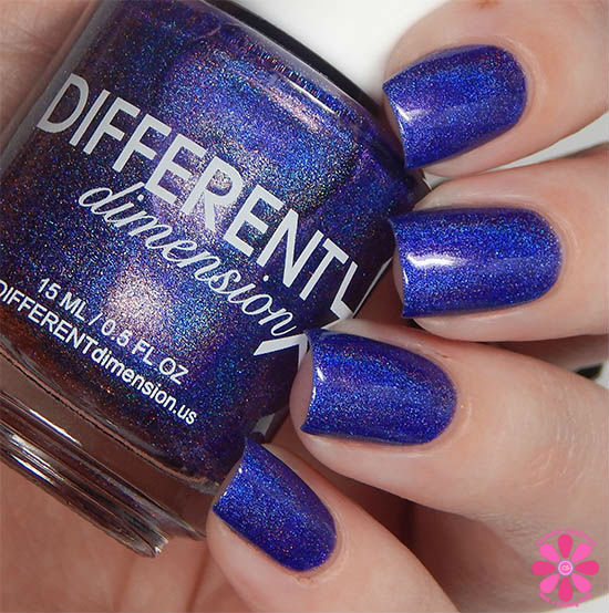 DIFFERENT dimensions Shooting Star Series Musca Swatch