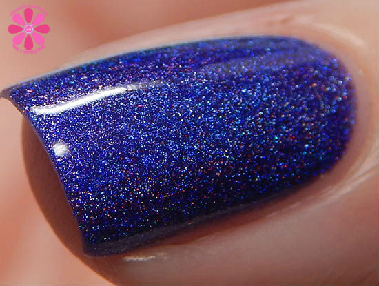 DIFFERENT dimensions Shooting Star Series Musca Macro Swatch