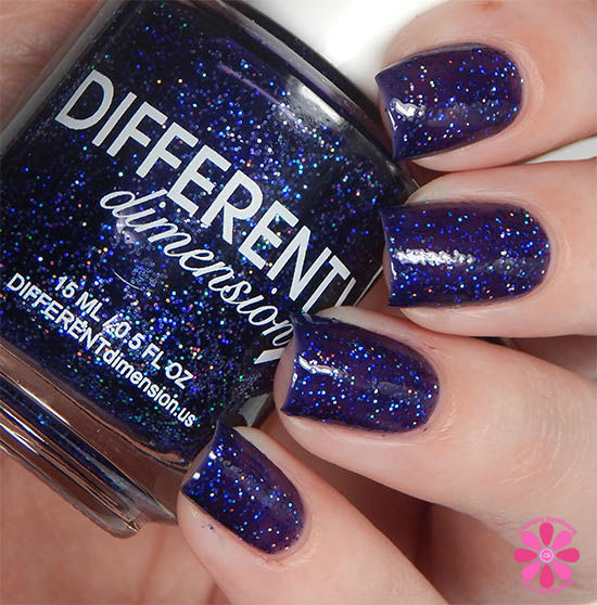 DIFFERENT dimensions Shooting Star Series Nighttime Royalty Swatch