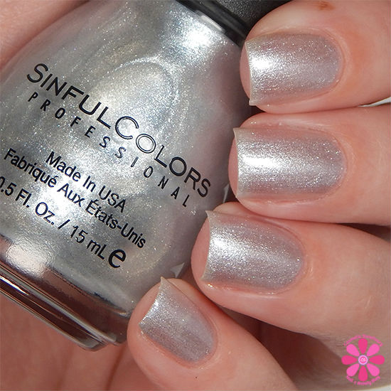 SinfulColors Having A Blast Collection Out Of This World Swatch