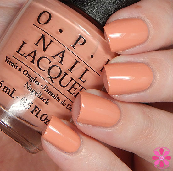 OPI Fall 2015 Venice Collection A Great Opera-tunity Swatch