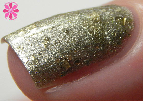 OPI Fall 2015 Venice Collection Baroque...But Still Shopping Swatch macro