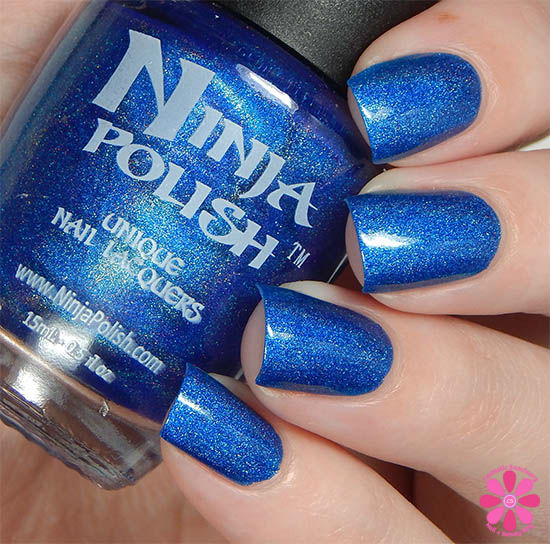 Ninja Polish Infinity Gems Collection Mind Swatch