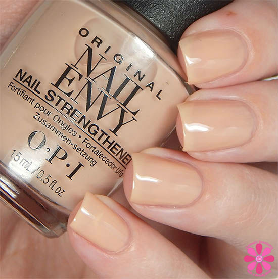 OPI Nail Envy Strength In Color Collection - Cosmetic Sanctuary