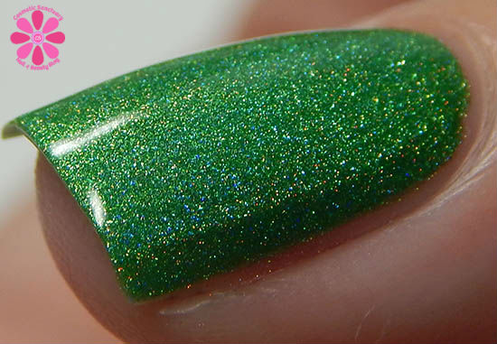 Ninja Polish Infinity Gems Collection Soul Swatch Macro