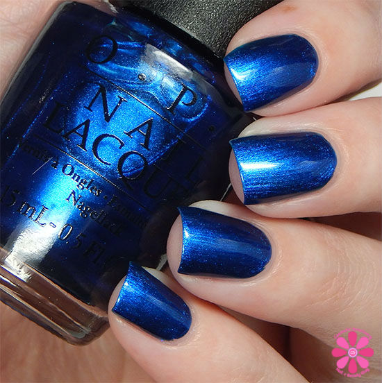 OPI Fall 2015 Venice Collection St. Mark's the Spot Swatch