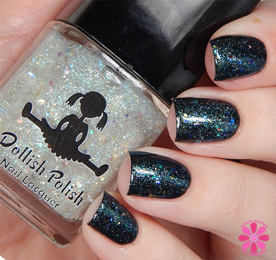 Dollish Polish Limited Edition The Dark Crystal Trio The Great Conjunction Swatch