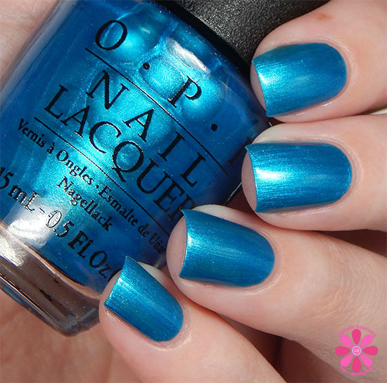 OPI Fall 2015 Venice Collection Venice The Party? Swatch