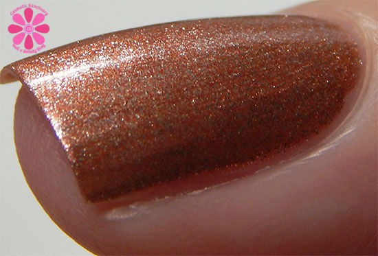 OPI Fall 2015 Venice Collection Worth a Pretty Penne Swatch Macro