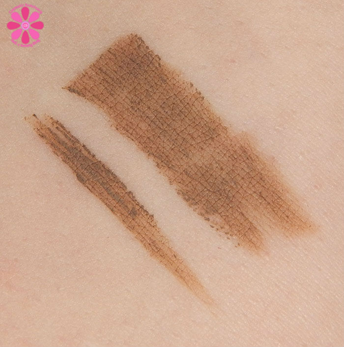 Milani Stay Put Brow Color In Brunette Medium Brown Swatches