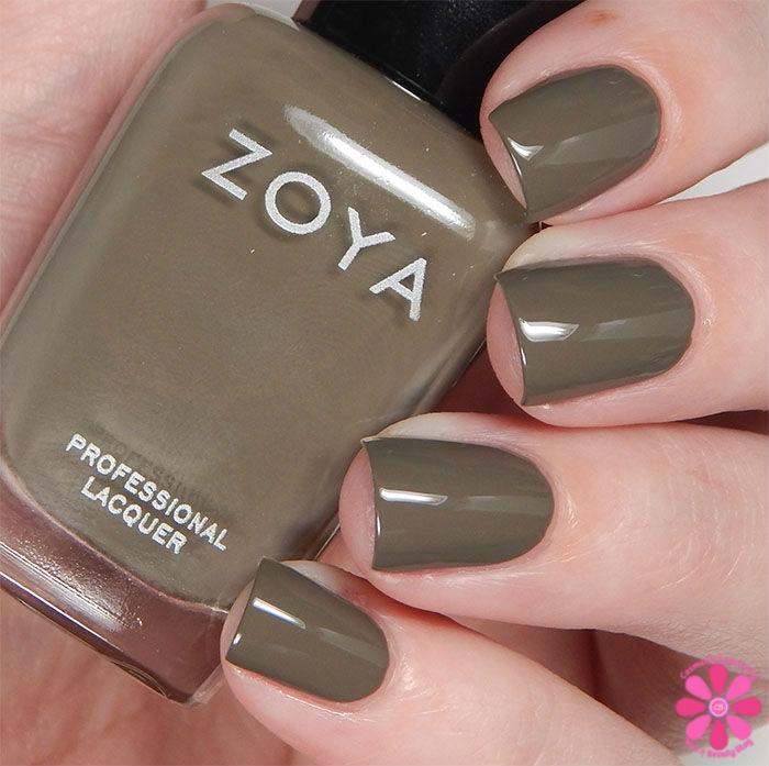 Zoya Fall 2015 Focus Collection Charli Swatch