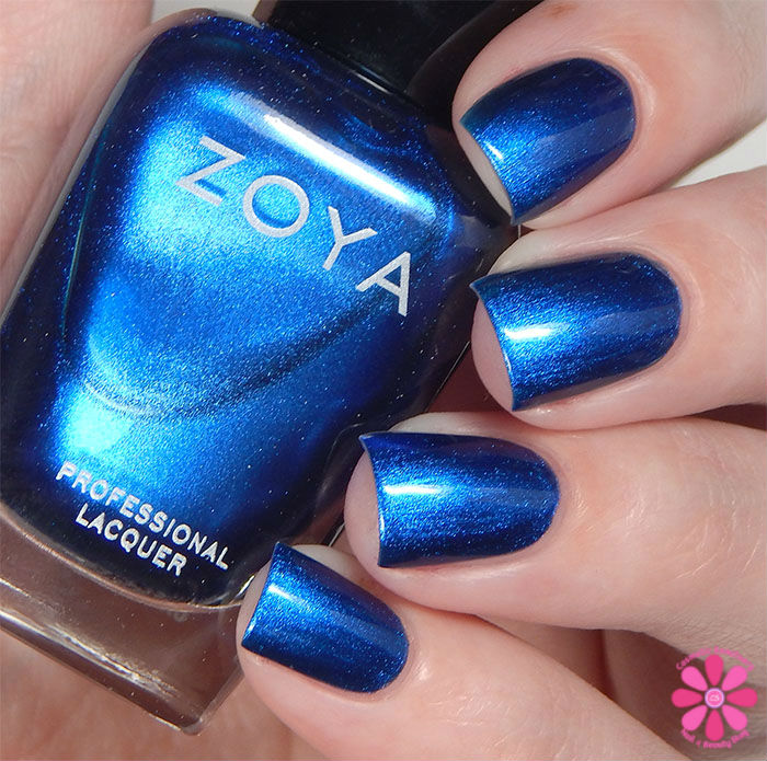 Zoya Fall 2015 Flair Collection Estelle Swatch