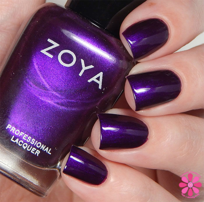 Zoya Fall 2015 Flair Collection Giada Swatch