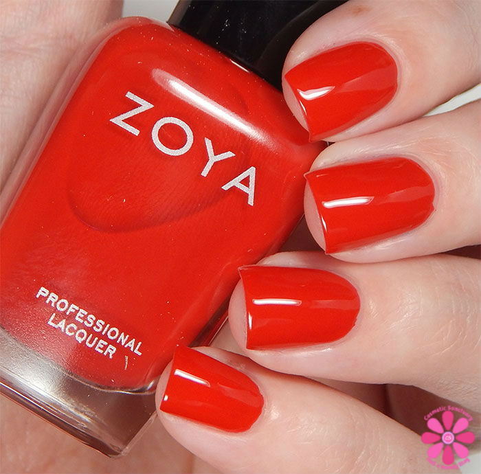 Zoya Fall 2015 Focus Collection Hannah Swatch