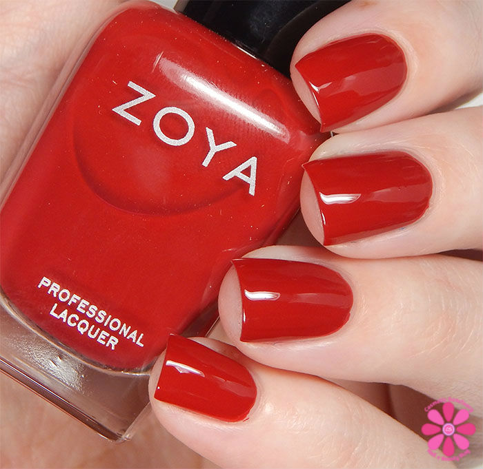Zoya Fall 2015 Focus Collection Janel Swatch