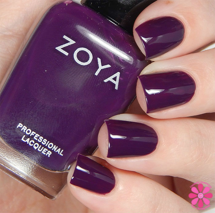 Zoya Fall 2015 Focus Collection Lidia Swatch