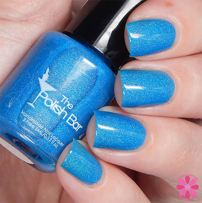 The Polish Bar Late Summer 2015 Collection Maldives Swatch