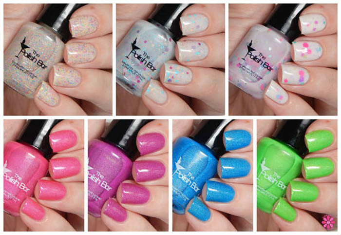 The Polish Bar Late Summer 2015 Collection Swatches & Review
