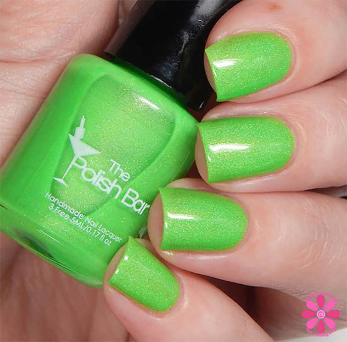 The Polish Bar Late Summer 2015 Collection Seychelles Swatch