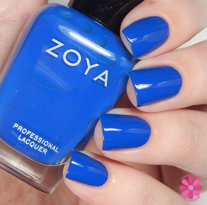 Zoya Fall 2015 Focus Collection Sia Swatch