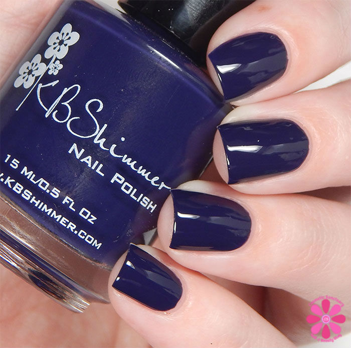 KBShimmer Fall 2015 Collection Soul Deep Swatch