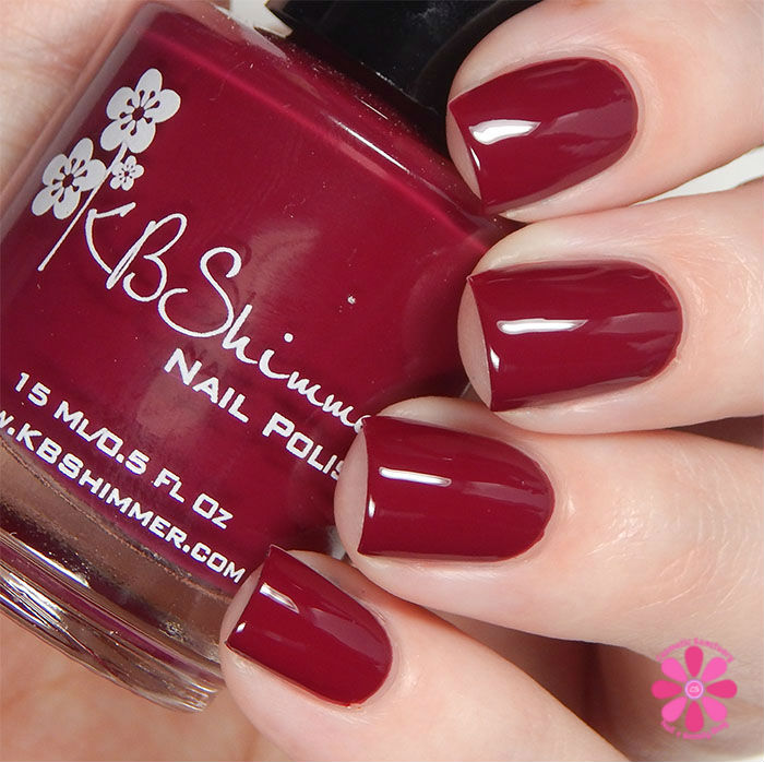 KBShimmer Fall 2015 Collection Such A Vlad-Ass Swatch
