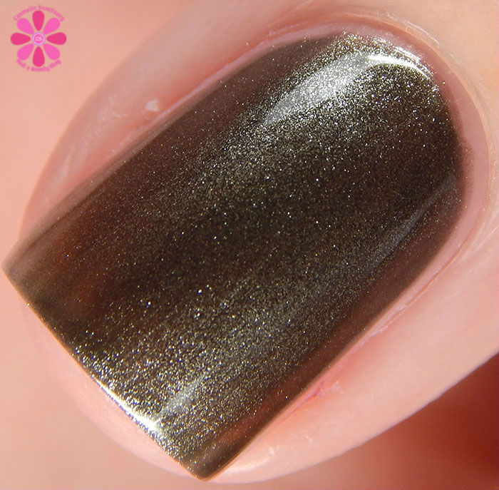 Zoya Fall 2015 Flair Collection Tris Swatch Macro