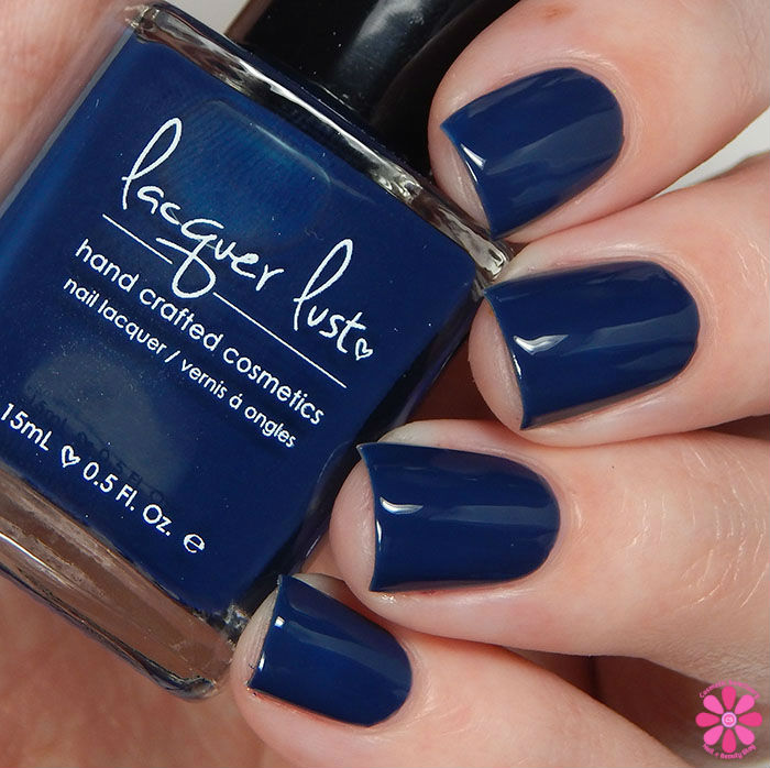 Lacquer Lust Fall 2015 Collection Blue Corn Moon Swatch