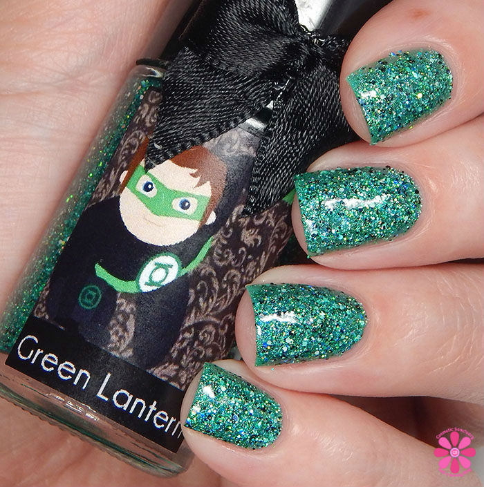 Esmaltes Da Kelly DC & Marvel Comics Collection Swatches & Review ...