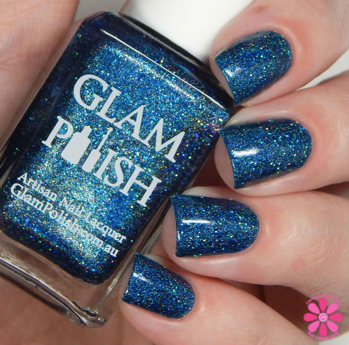Glam Polish Darkly Dreaming Collection Remember The Monsters? Swatch