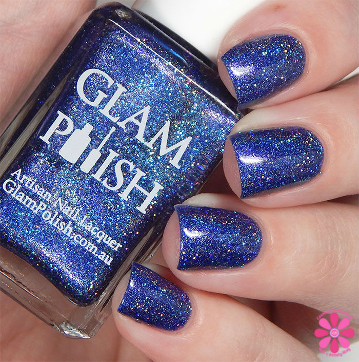 Glam Polish Darkly Dreaming Collection Truth Be Told Swatch
