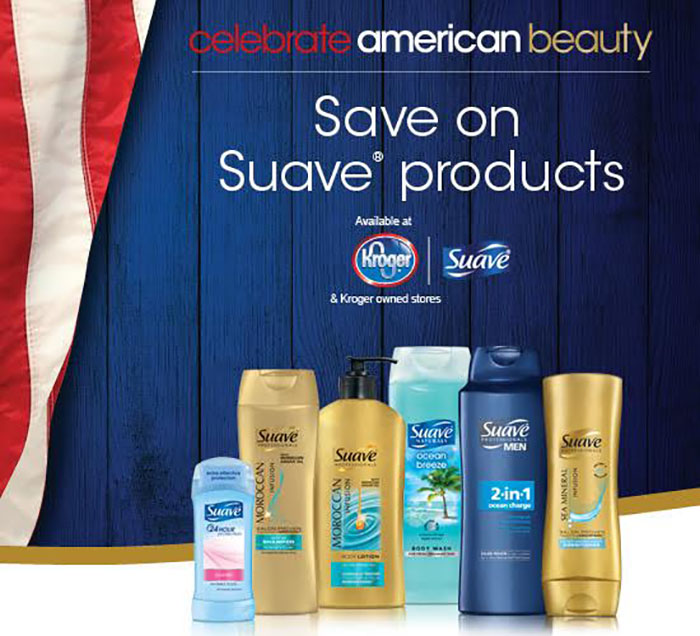 What Does American Beauty Mean To You? PLUS Enter To Win #SuaveAmericanBeauty