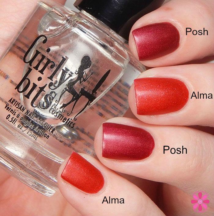 Alma and Posh
