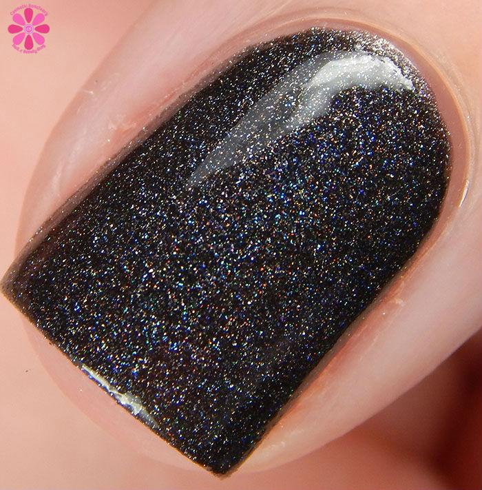 Black Rainbow Macro