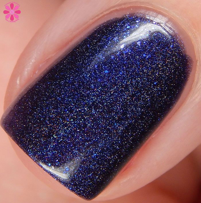 KBShimmer Winter 2015 Collection Claws and Effect Swatch Macro