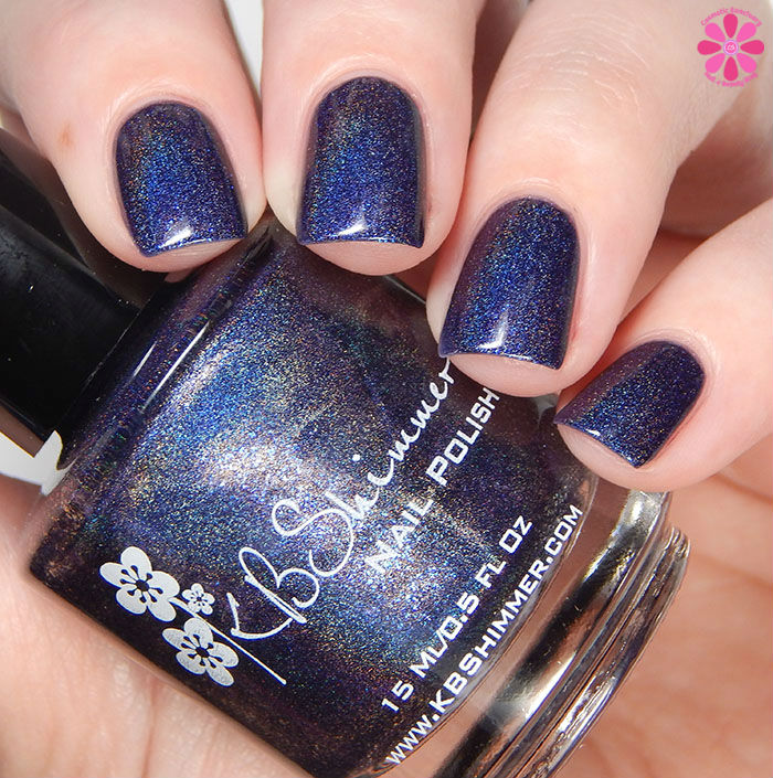 KBShimmer Winter 2015 Collection Claws and Effect Swatch