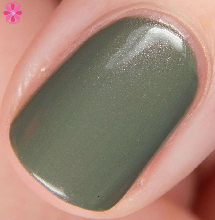 Girly Bits Fall 2015 Hocus Pocus Collection Dead Man's Toe Swatch Macro