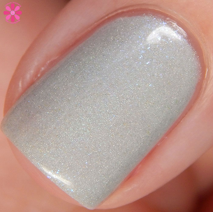 KBShimmer Winter 2015 Collection Fleece Navidad Swatch Macro