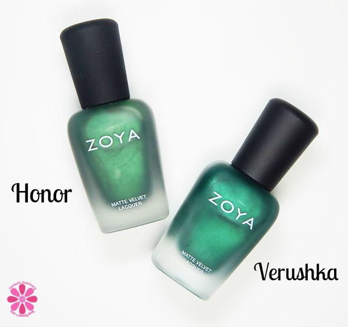 Honor and Verushka Bottles