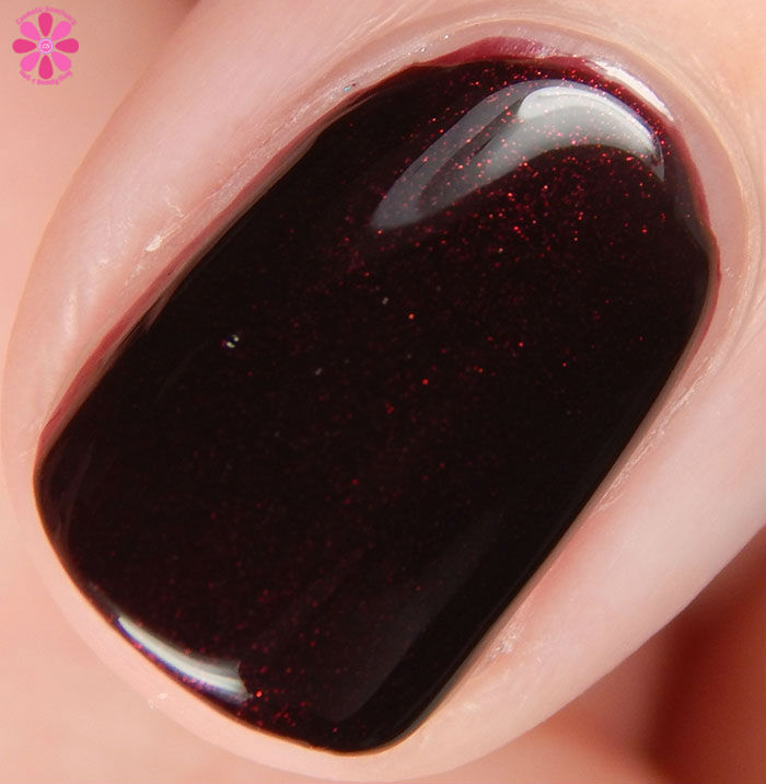 Girly Bits Fall 2015 Hocus Pocus Collection I Am Calm!! Swatch Macro