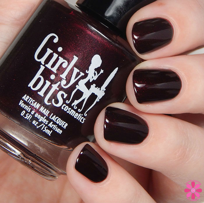 Girly Bits Fall 2015 Hocus Pocus Collection I Am Calm!! Swatch