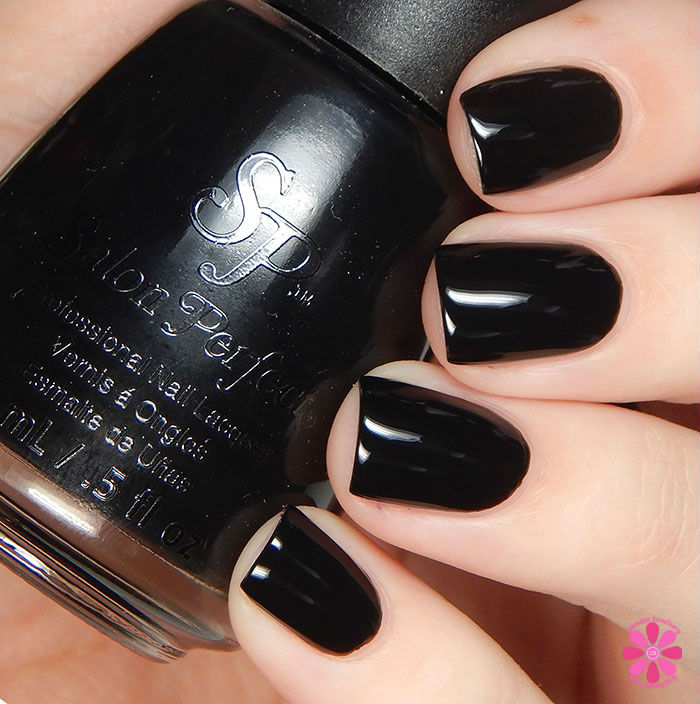 Salon Perfect Halloween 2015 Collection Oil Slick Swatch