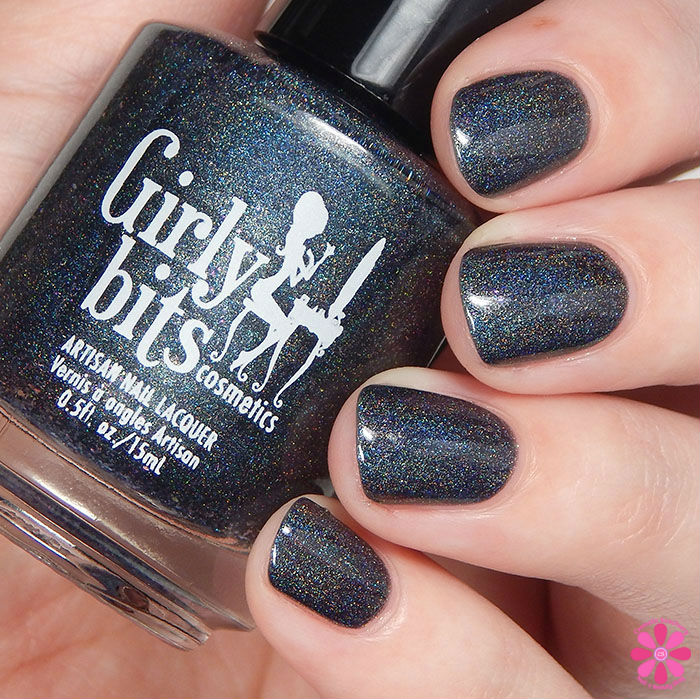 Girly Bits Fall 2015 Hocus Pocus Collection On Toast! Swatch