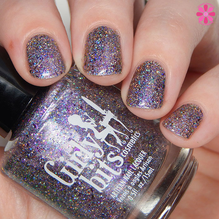 Girly Bits Fall 2015 Hocus Pocus Collection Witch, I'm Fabulous! Swatch