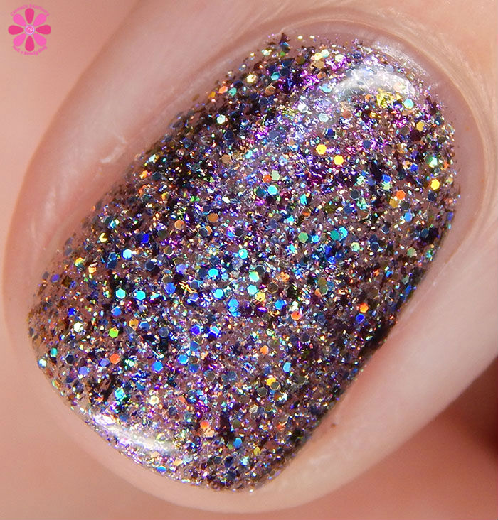 Girly Bits Fall 2015 Hocus Pocus Collection Witch, I'm Fabulous! Swatch macro