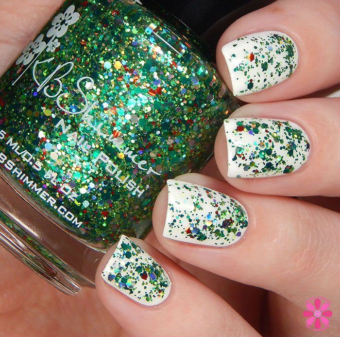 KBShimmer Winter 2015 Collection sELFie Swatch