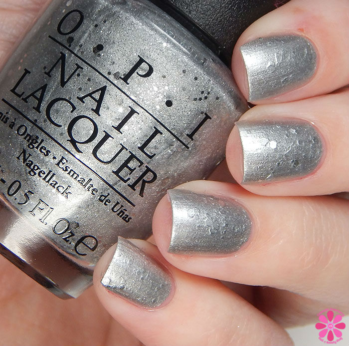 OPI Holiday 2015 Starlight Collection By The Light Of Moon Swatch